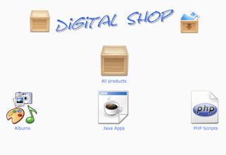 Digital Shop